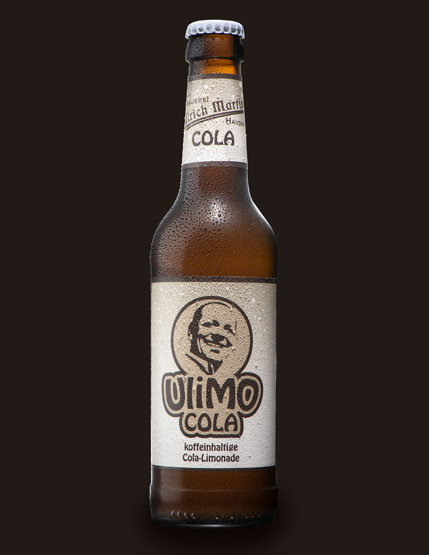 Ulimo Cola - koffeinhaltige Cola-Limonade