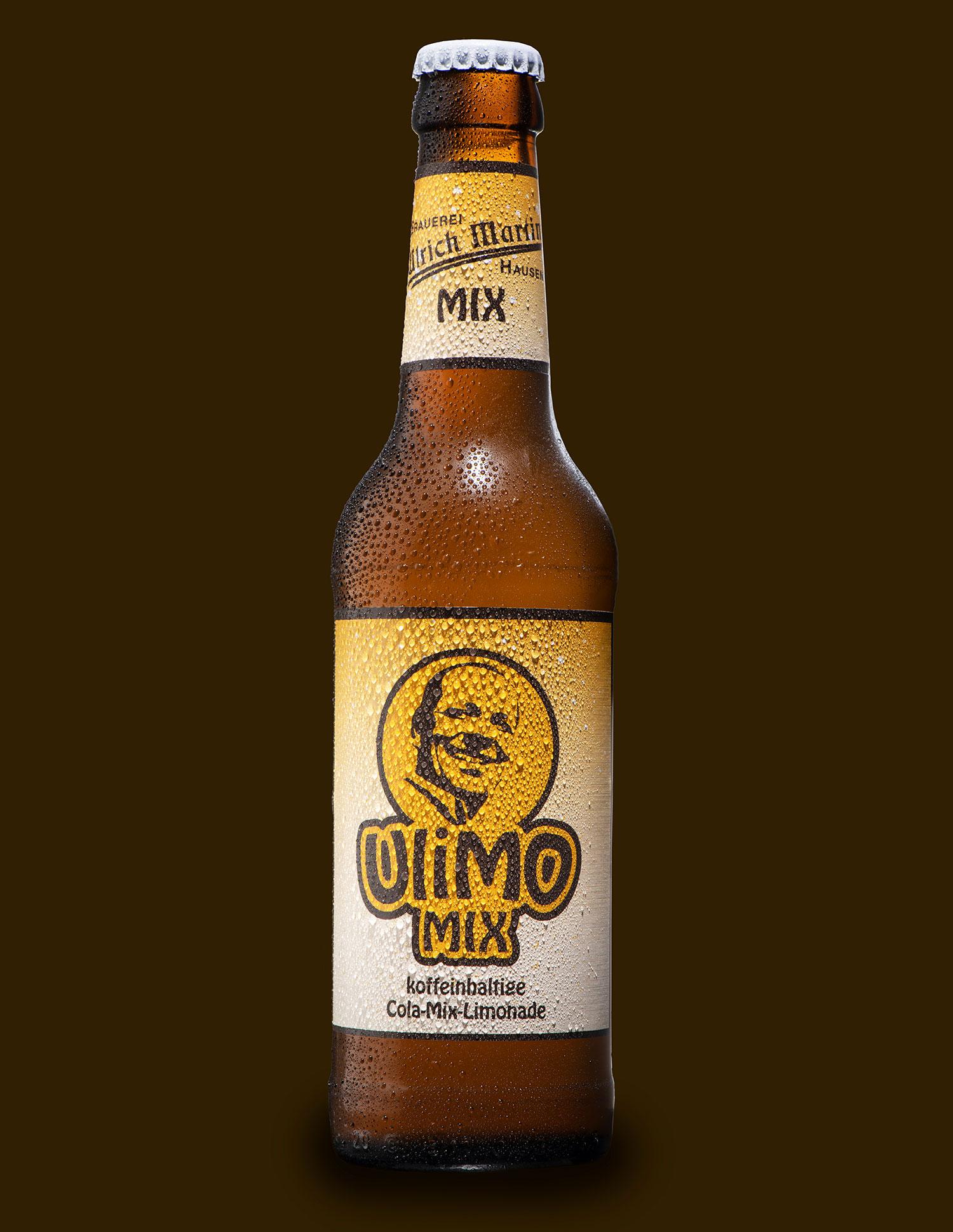Ulimo Mix - koffeinhaltige Cola-Mix-Limonade