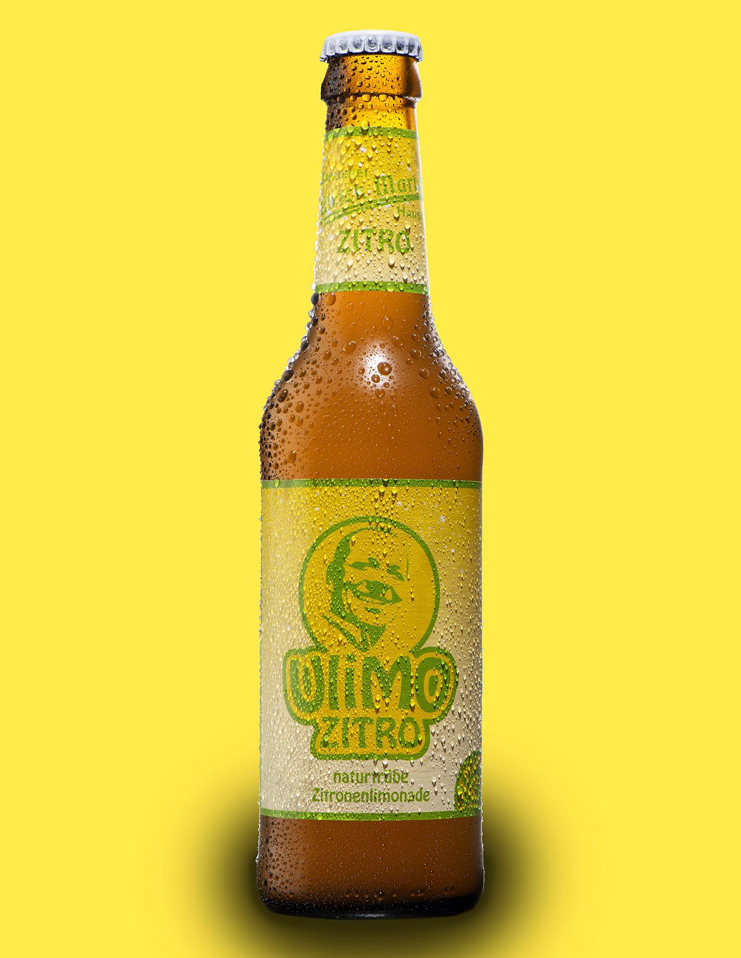 naturtrübe Zitronenlimonade Ulimo Zitro